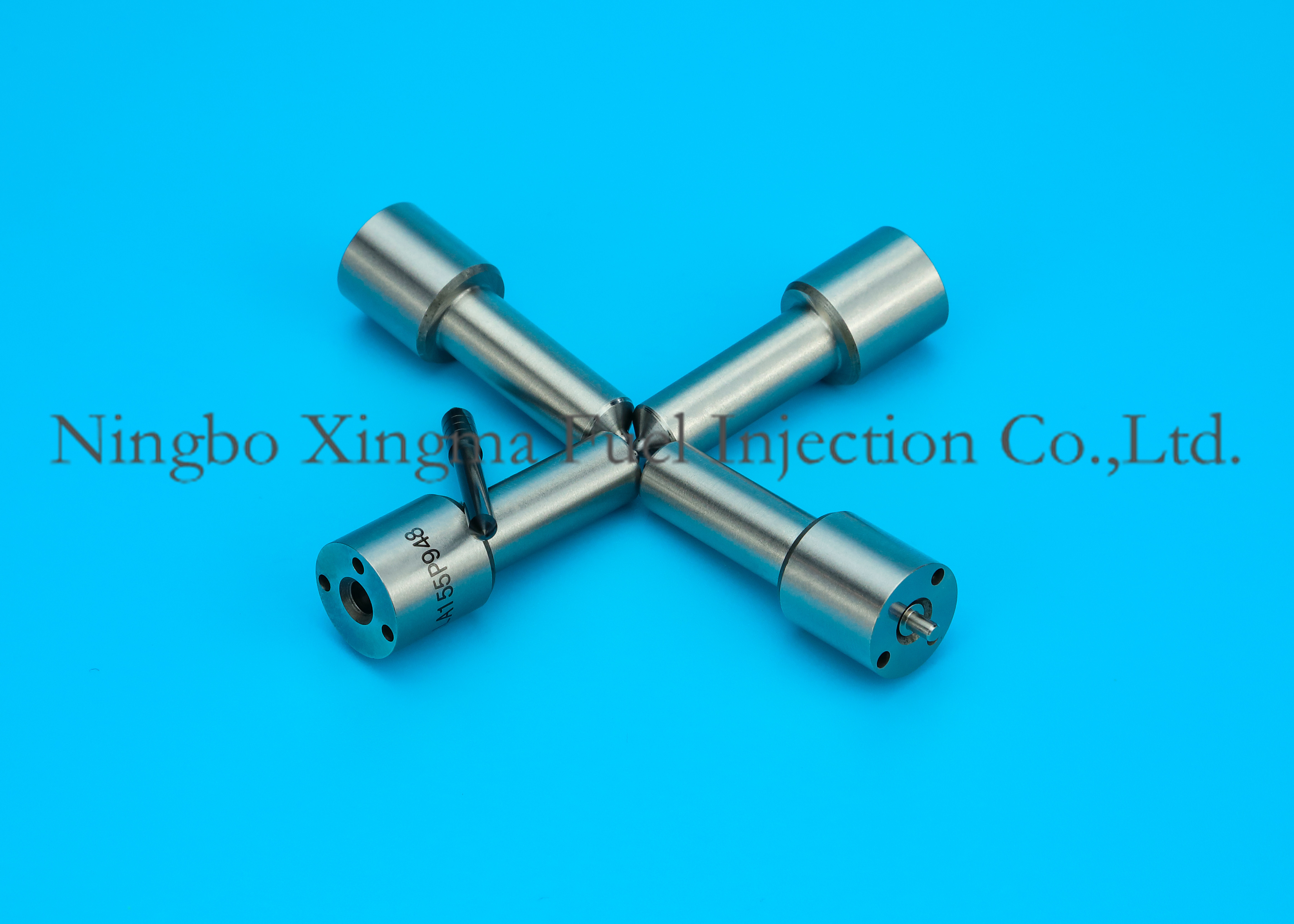 Black Coating Denso Injector Parts Nozzles For Fuel Injector